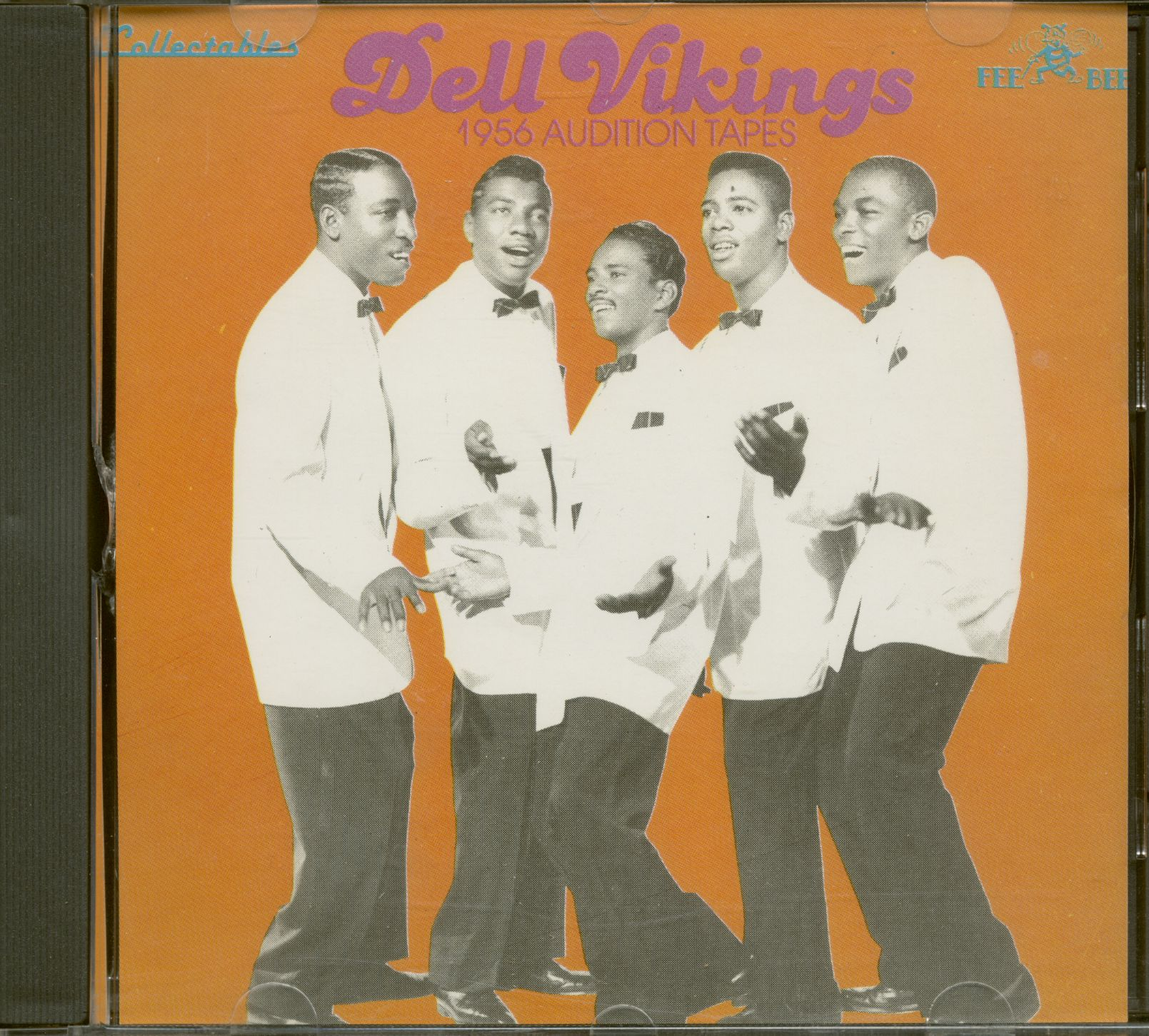 The Del Vikings 1956 Audition Tapes Vocal Groups Doo Wop