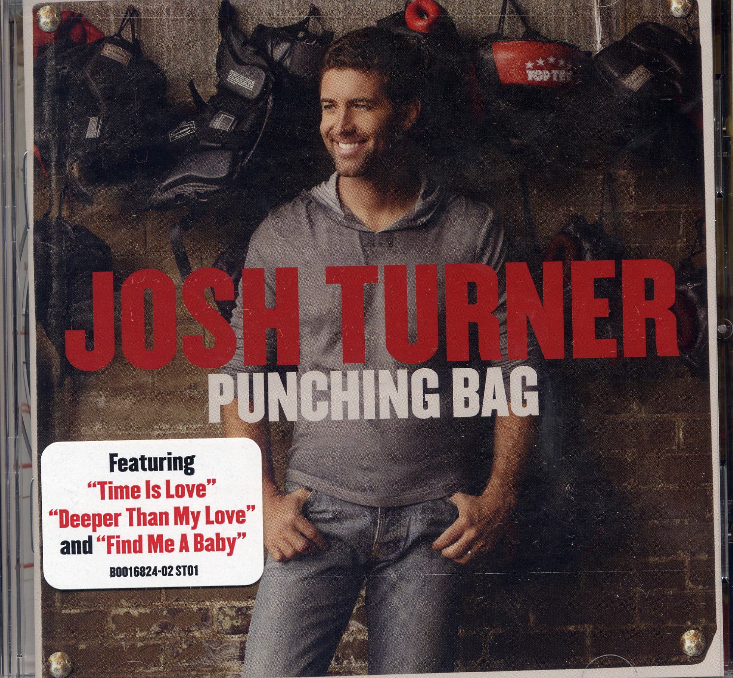 josh turner punching bag charts contemporary country