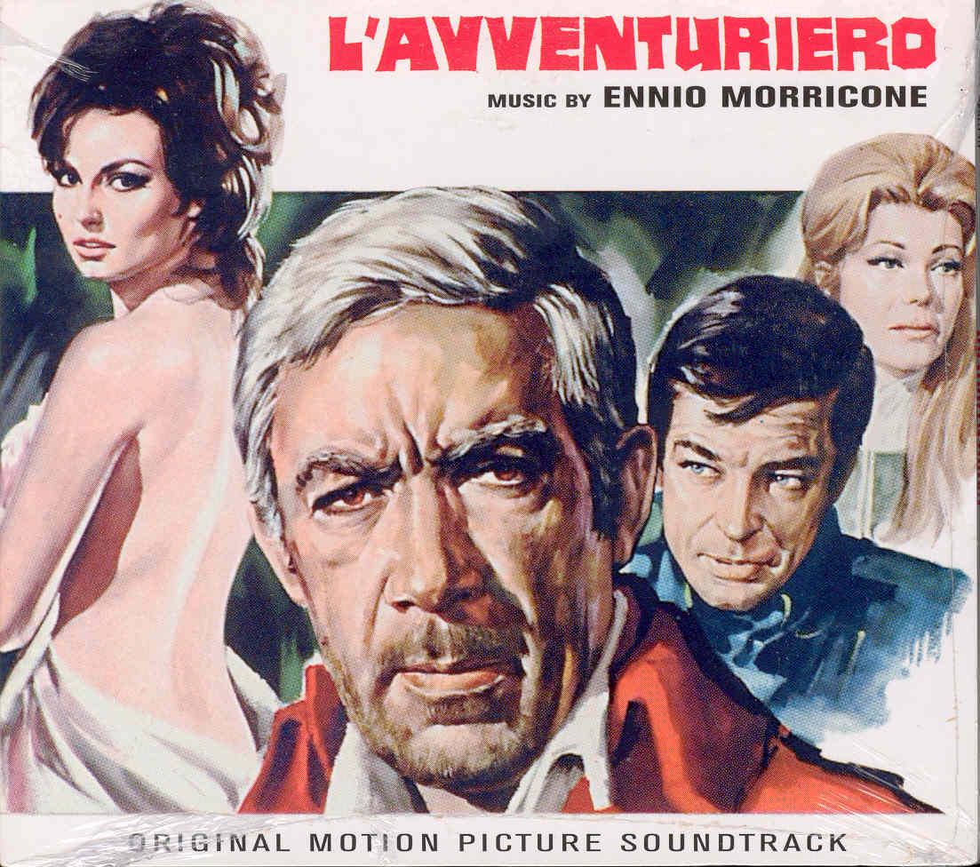 Ennio Morricone L Avventuriero 1967 Soundtracks Ebay