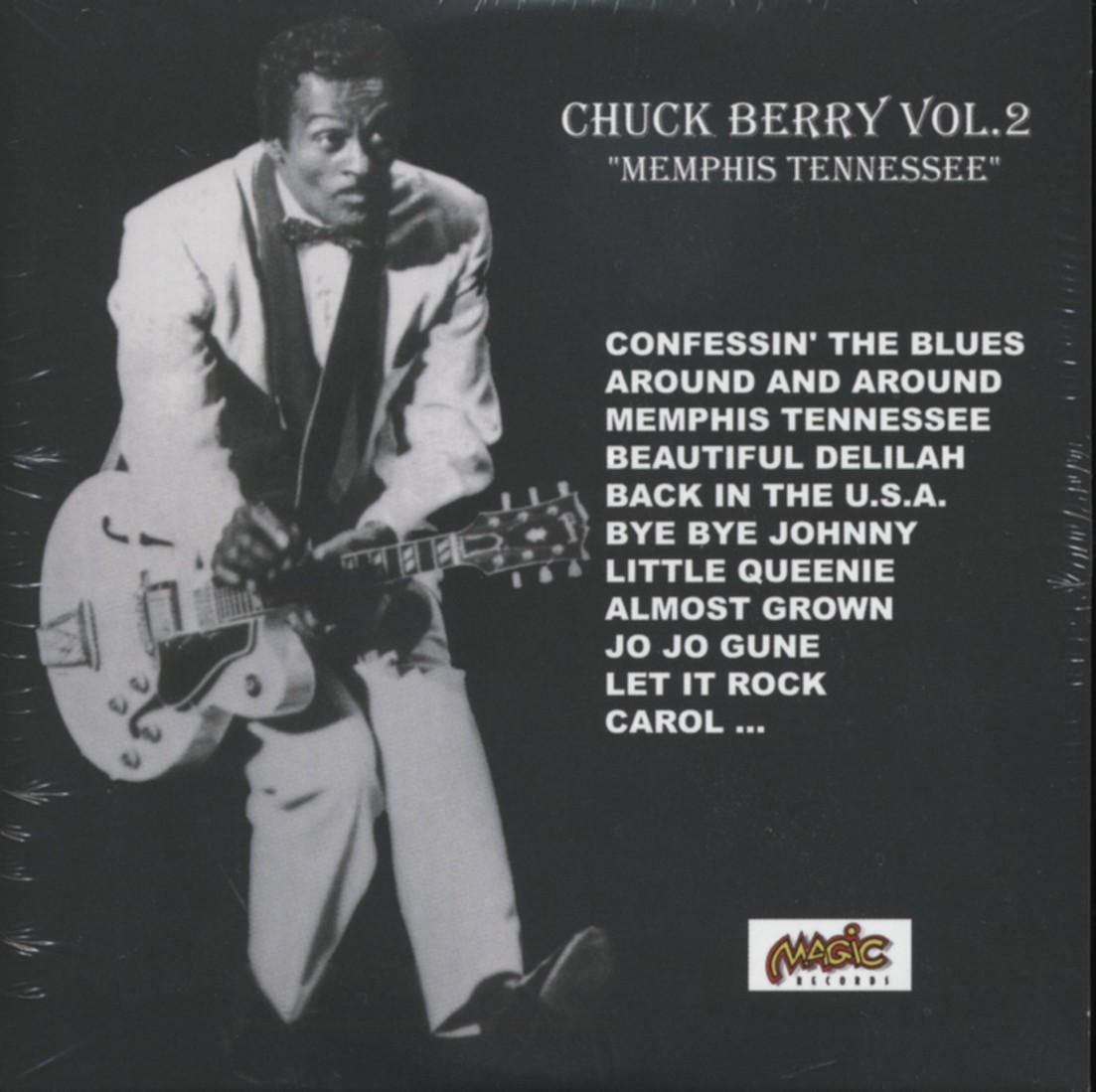 Chuck Berry - Betty Jean