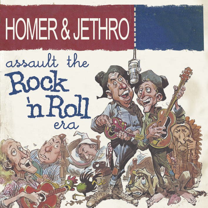 Playing It Straight (Homer and Jethro album)