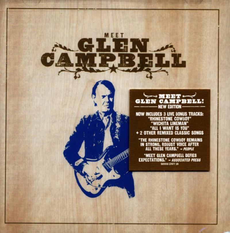 Glen Campbell Meet Glen Campbell Plus 2012 Edition