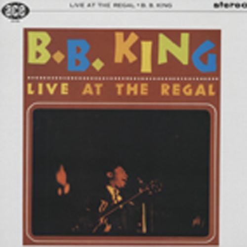 B B King Live At The Regal Vinyl Blues 29667108614