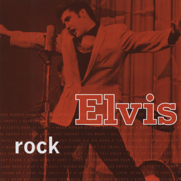 Elvis Presley Don T Be Cruel Blue Suede Shoes