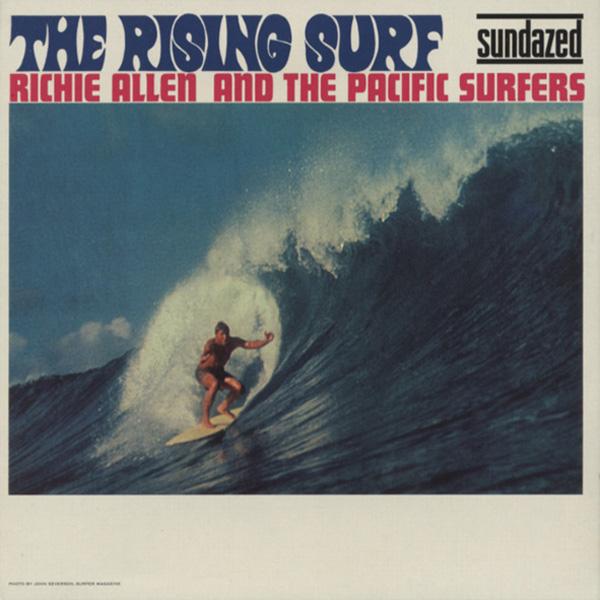 Richie Allen The Rising Surf Surf Beater
