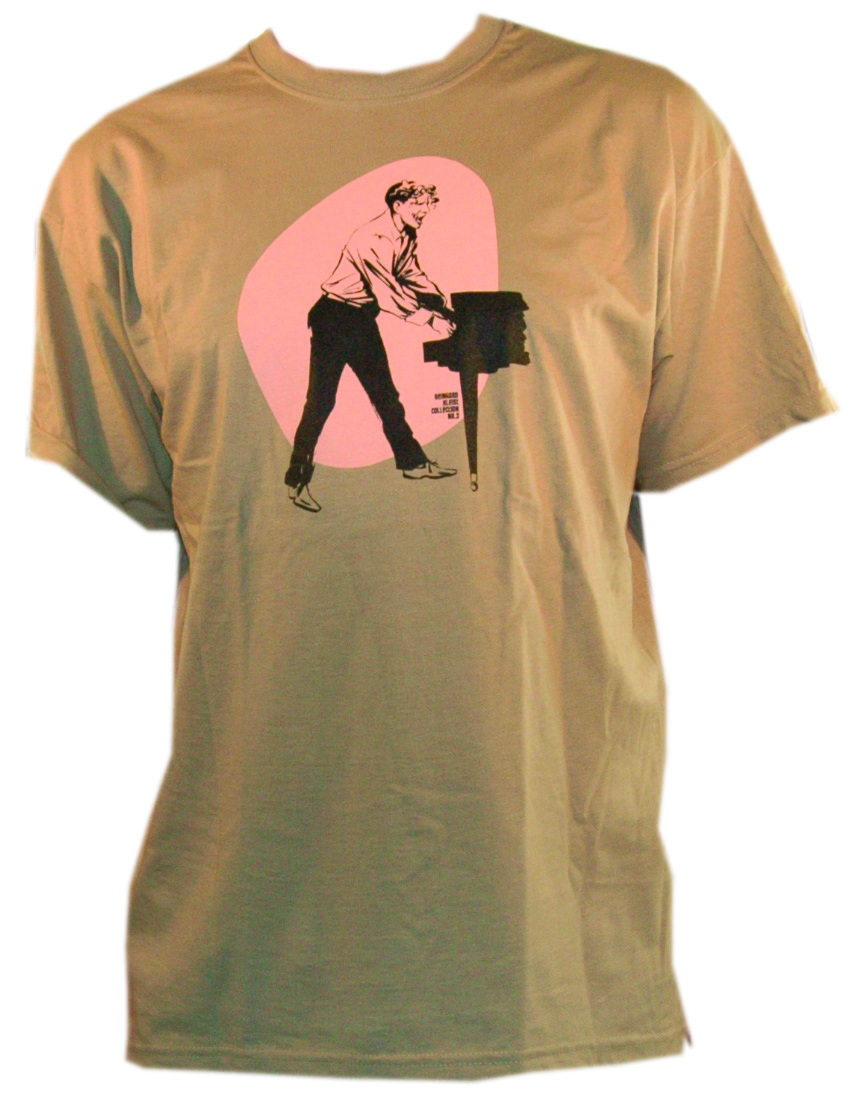 jerry lee lewis t shirt bear family r kleist collection 3 t shirts clo ebay. Black Bedroom Furniture Sets. Home Design Ideas