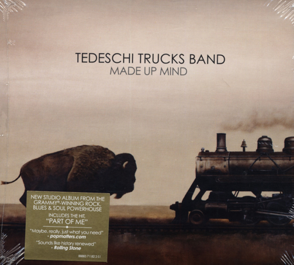 Tedeschi Trucks Band Made Up Mind Blues Crossing The