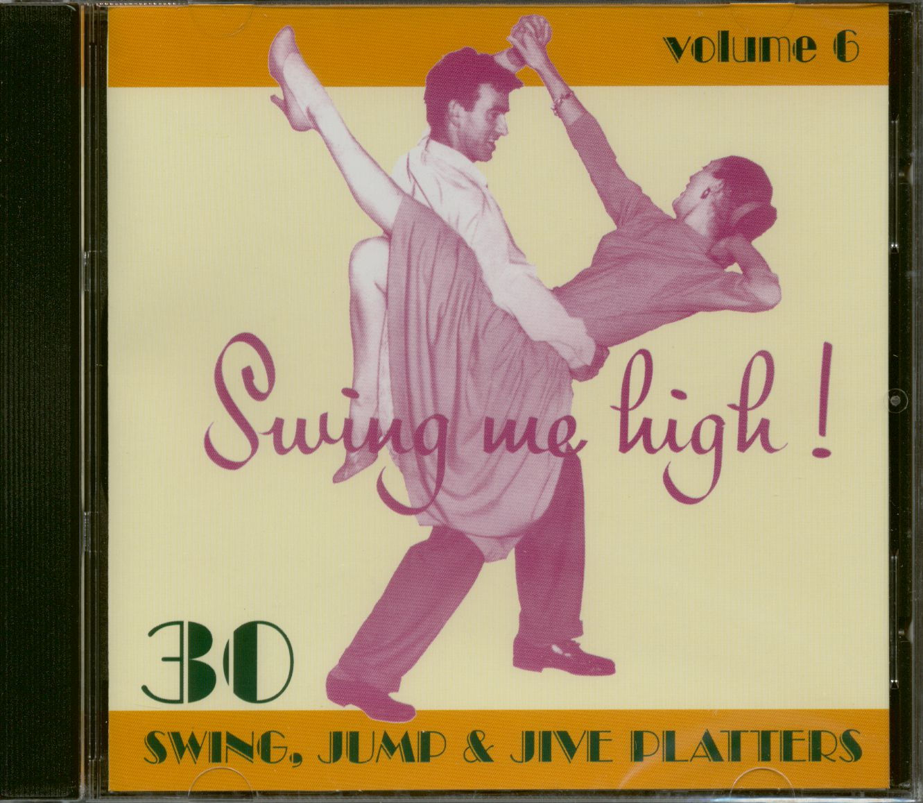 Various Jump Jive and Swing