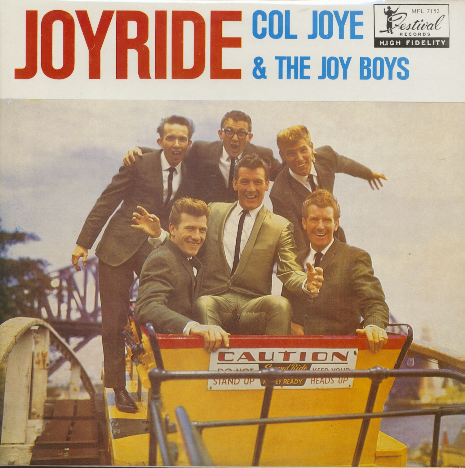 Col Joye And The Joy Boys Clementine / Bye Bye Baby Goodbye