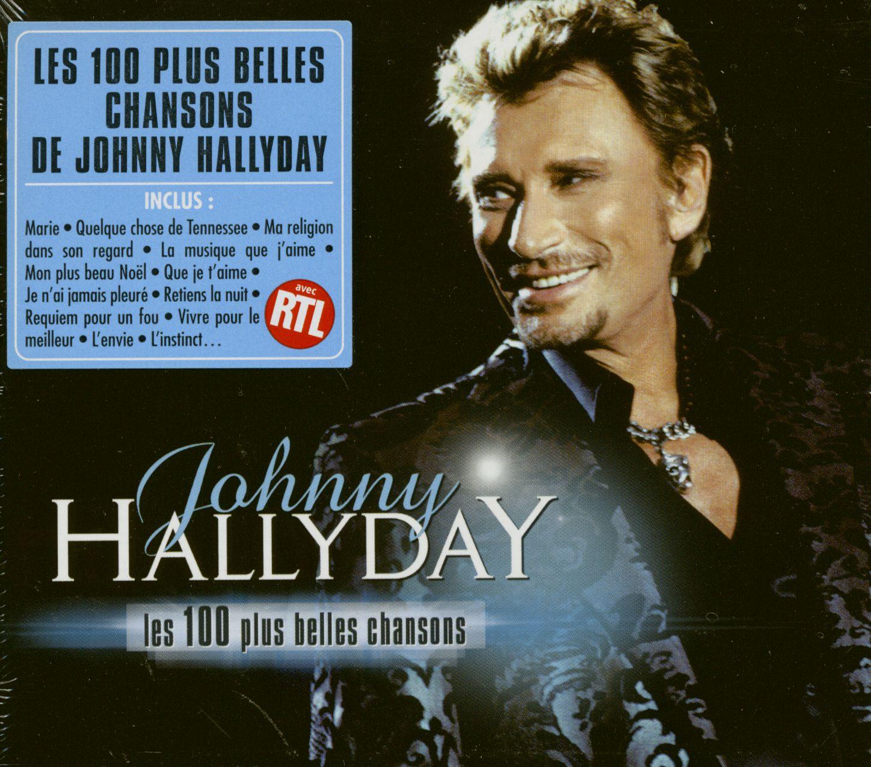 Johnny Hallyday Les 100 Plus Belles Chansons 5 Cd Rock Amp Roll 602498396476 Ebay