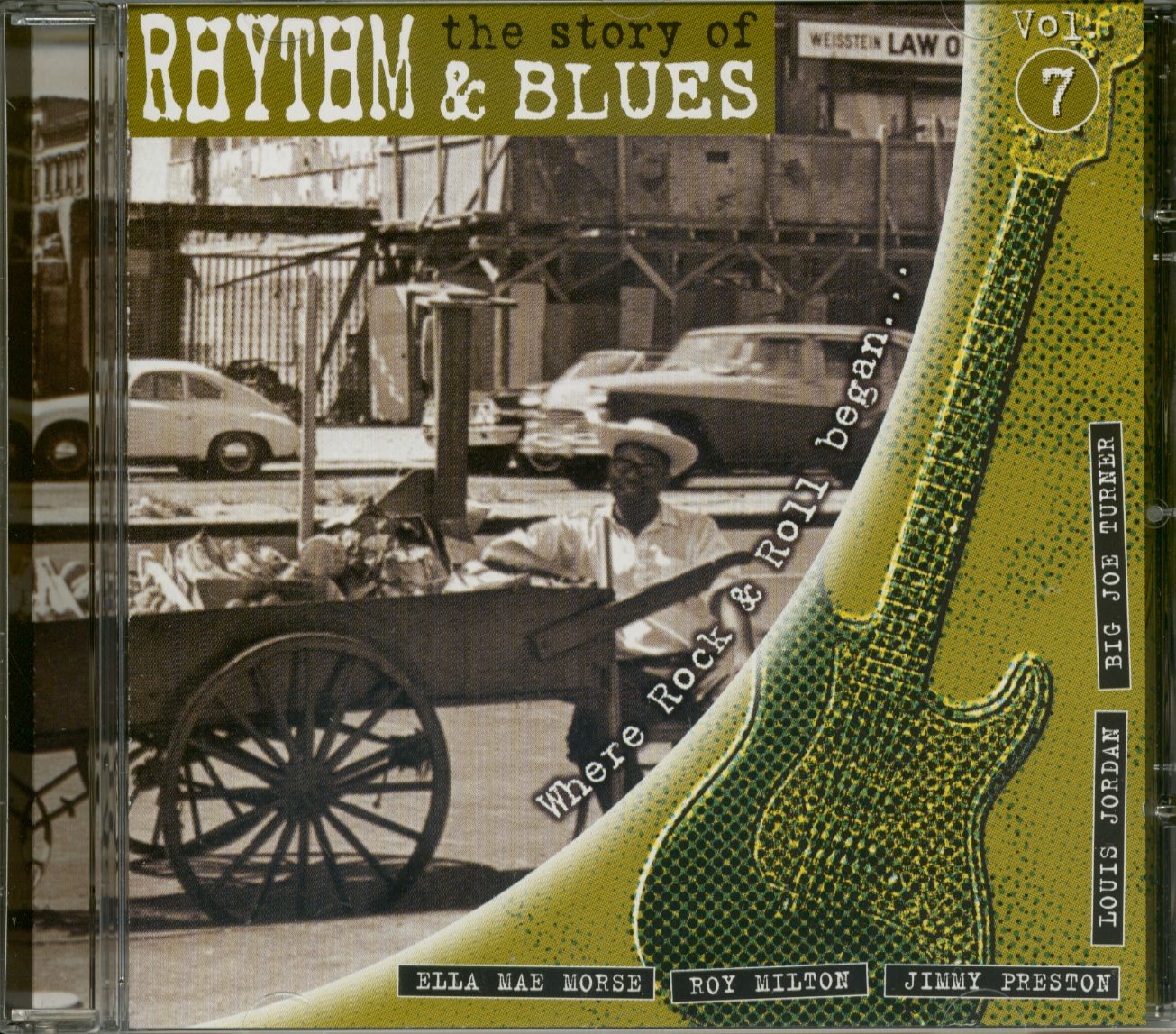 Various - Rhythm And Blues Formidable Vol. 2