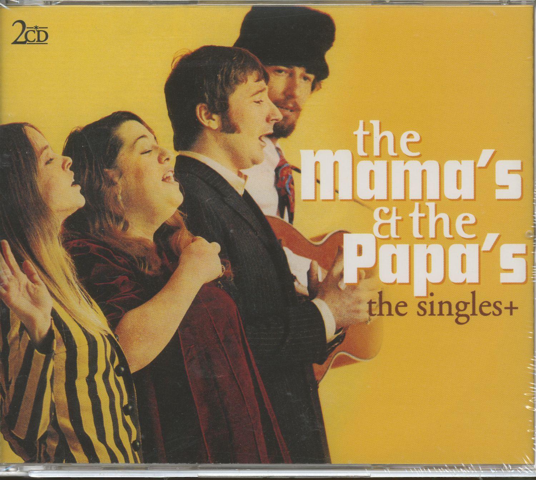 The Mamas Amp The Papas The Singles Plus 2 Cd Beat