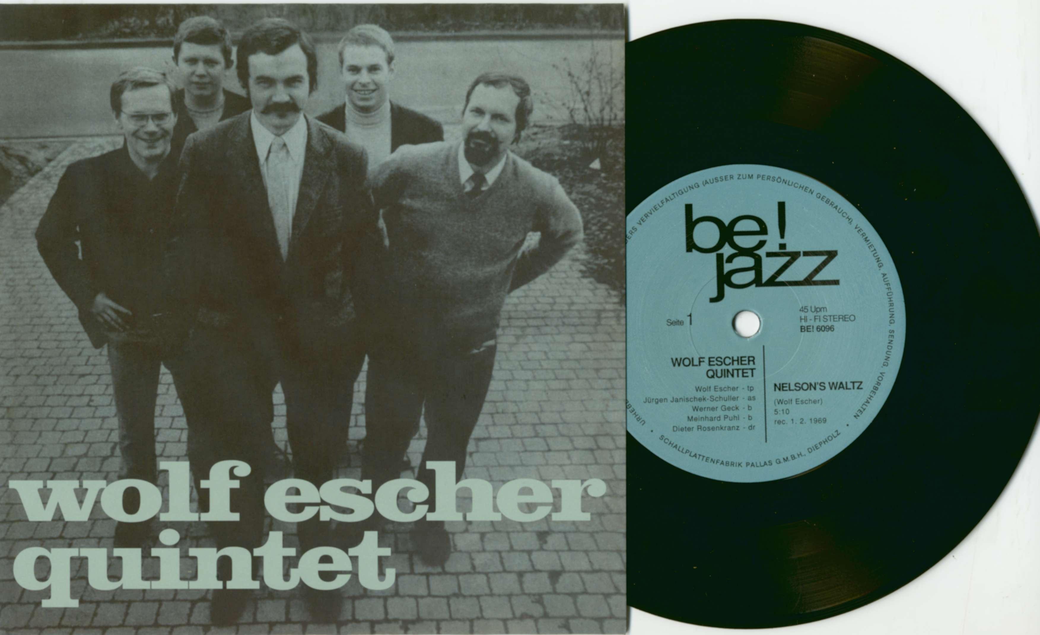 ... - Nelson's Waltz (7inch Vinyl Single) - Singles Deutsche ... | eBay