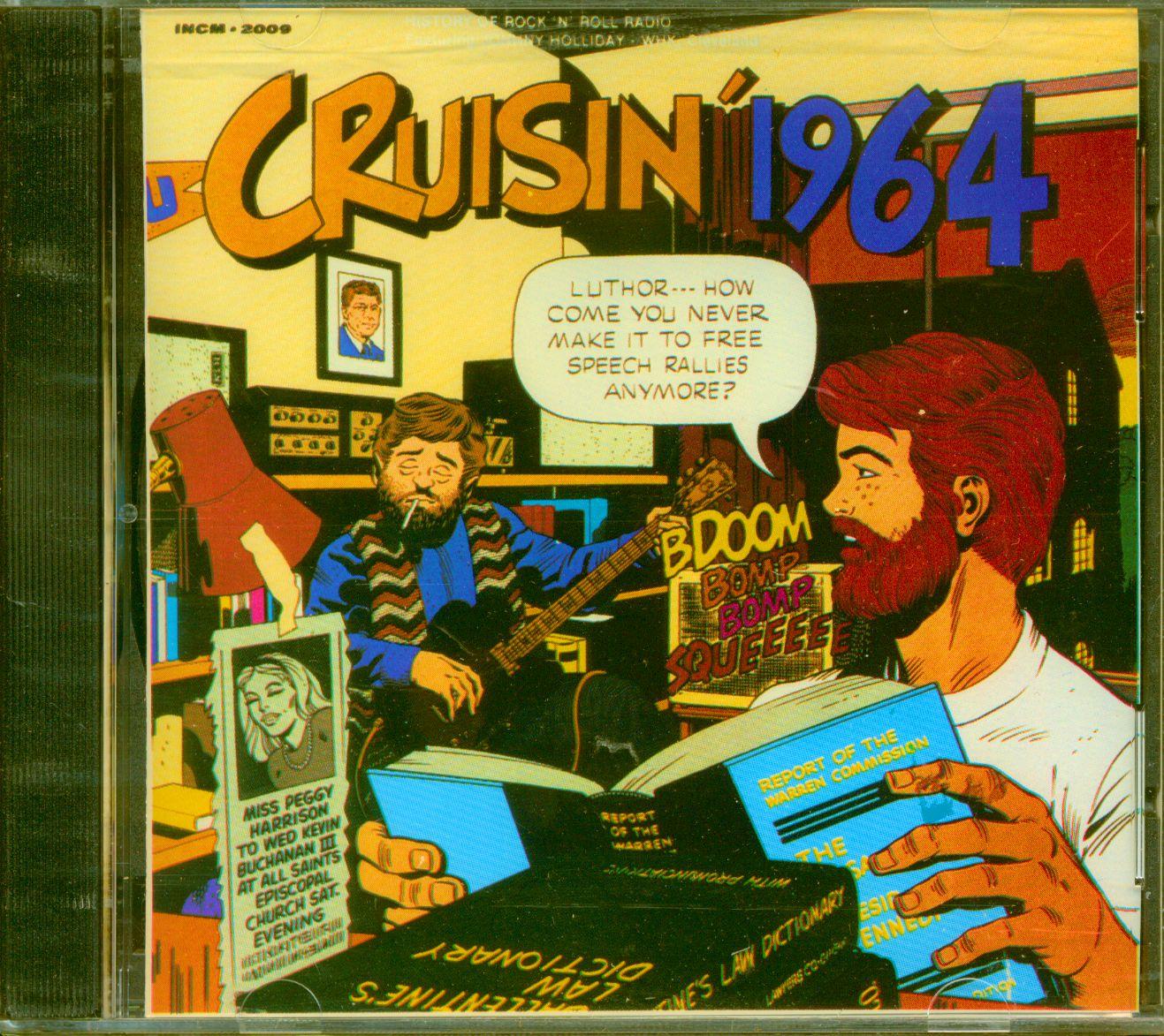 Various - Cajun Cruisin' Volume 1
