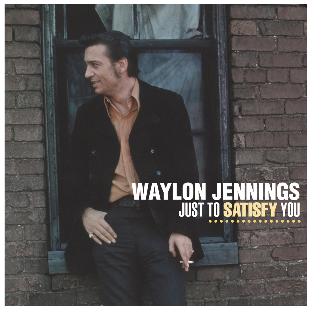 Waylon Jennings Just To Satisfy You 180g Vinyl Vinyl