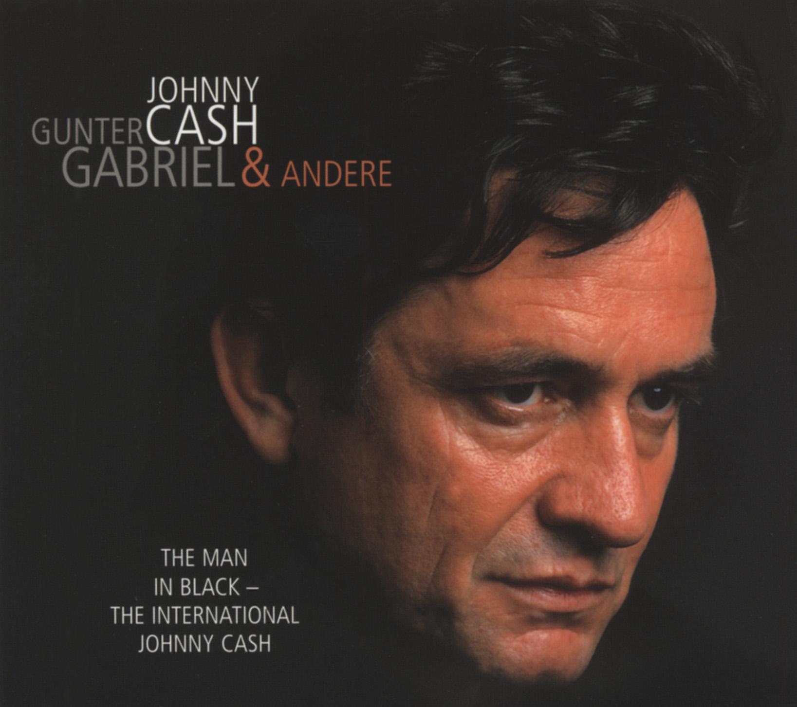 johnny cash gunter gabriel the man in black the. Black Bedroom Furniture Sets. Home Design Ideas