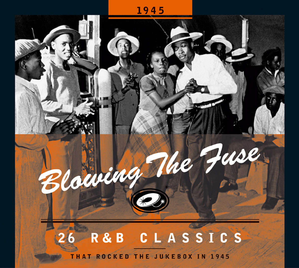 Various - Blowing The Fuse 1952 - 29 R&B Classics That Rocked The Jukebox In 1952