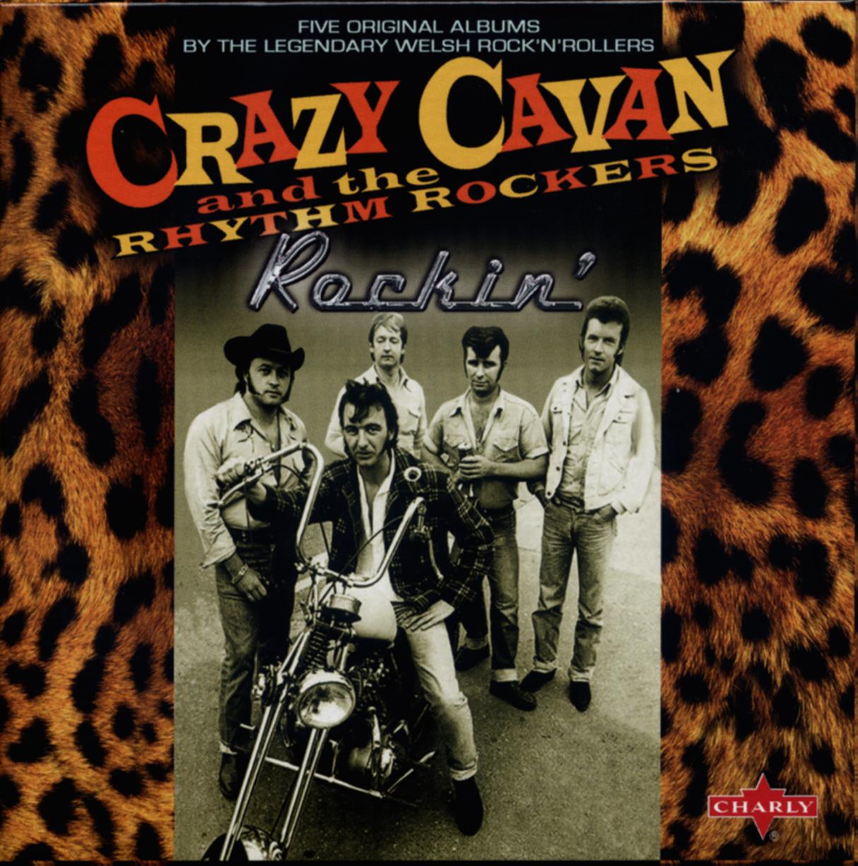 Crazy Cavan Hard Rock Cafe