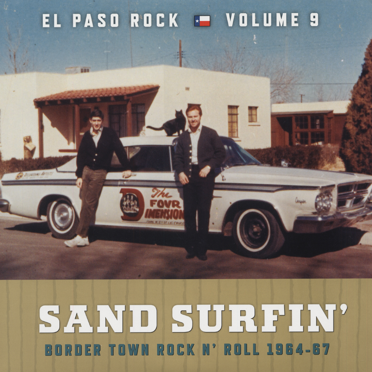 Various Surfin' In The Midwest Volume Three!