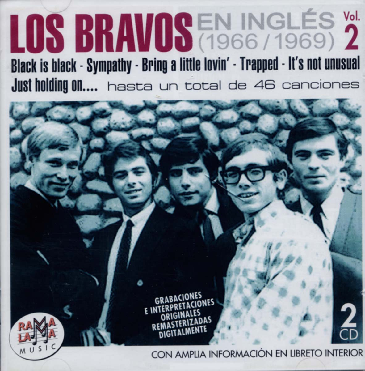 Los Bravos You'll Never Get The Chance Again