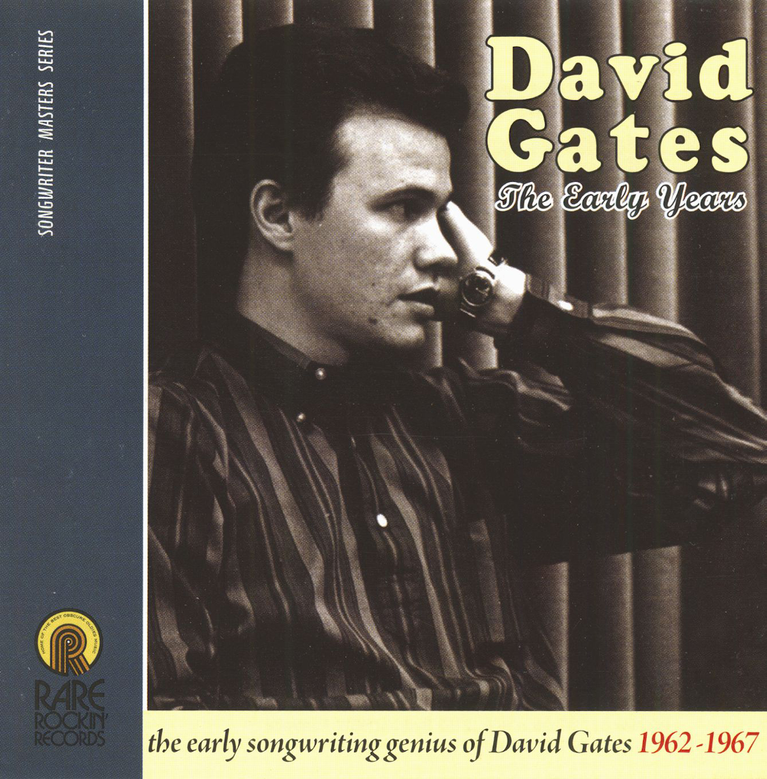 David Gates Songwriter The Early Years 1962 67 Pop Concept Theme Albums