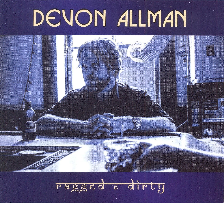 Devon Allman - Ragged & Dirty - Hard Rockin' Blues/Rock U.S.A.