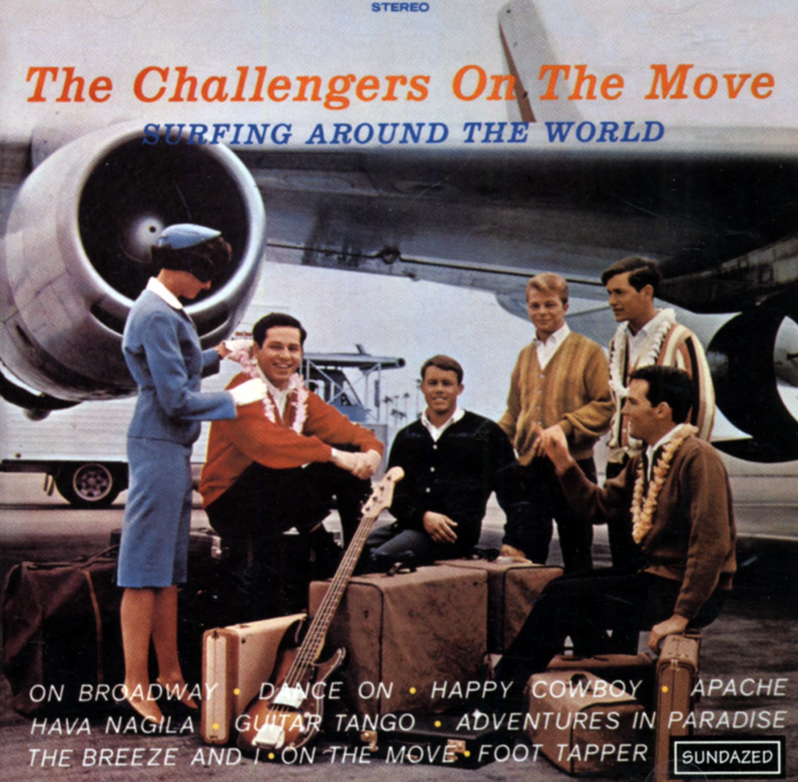 The Challengers On The Move Surfing Around The World