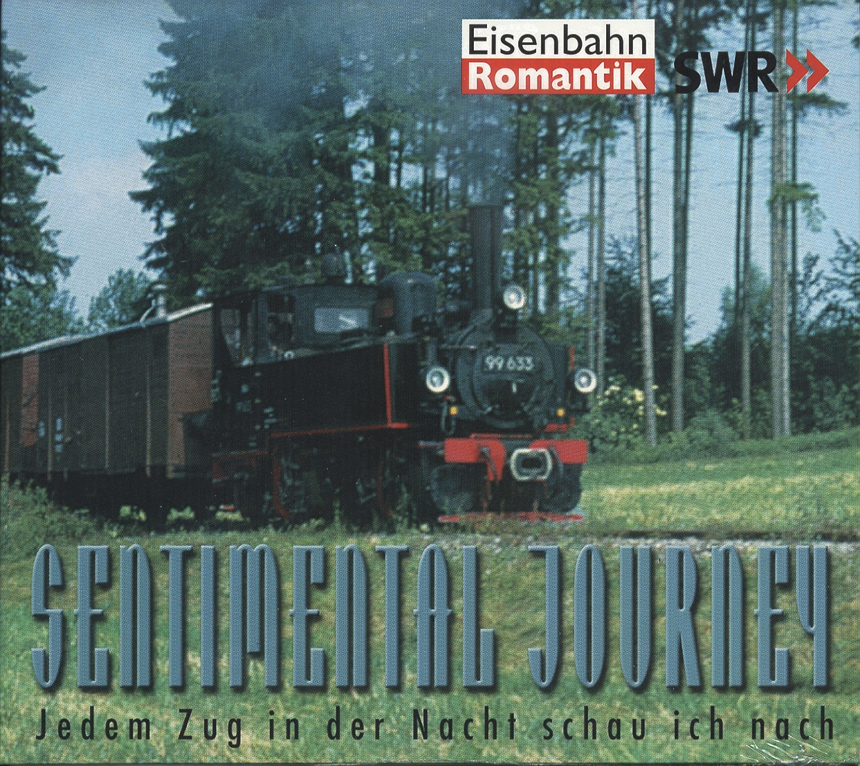 Va Sentimental Journey Train Collection 2 Cd
